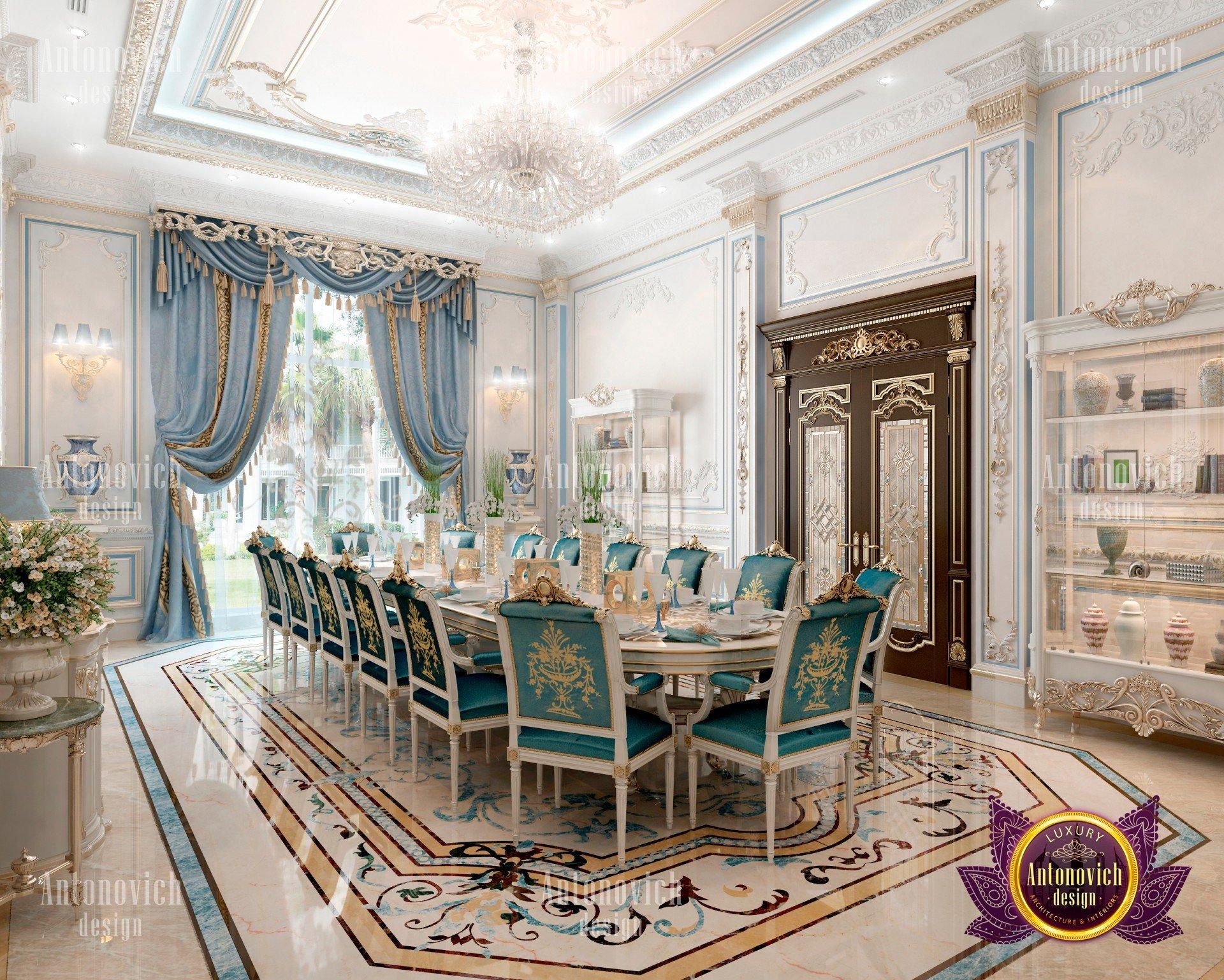 Villas Interior Saudi Arabia