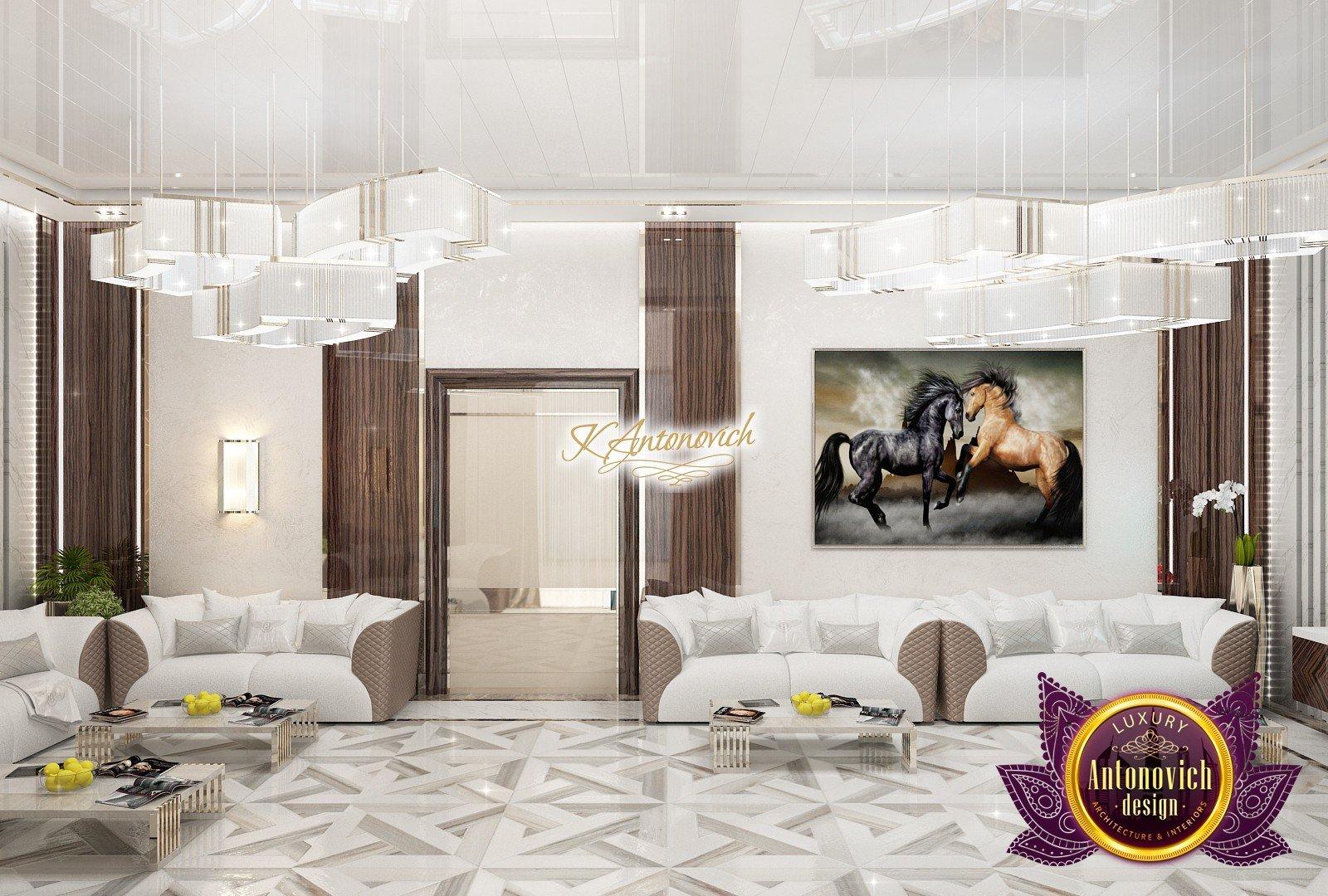 Stylish Family Sitting Room Design