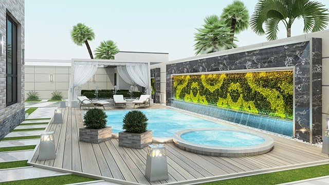 Architectural Garden Design Ideas