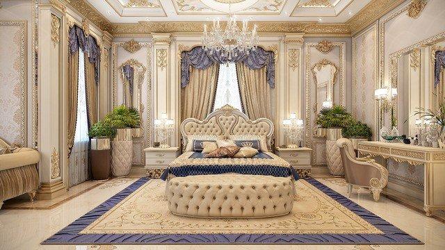 Bedroom Interior Design In Dubai By Luxury Antonovich Design