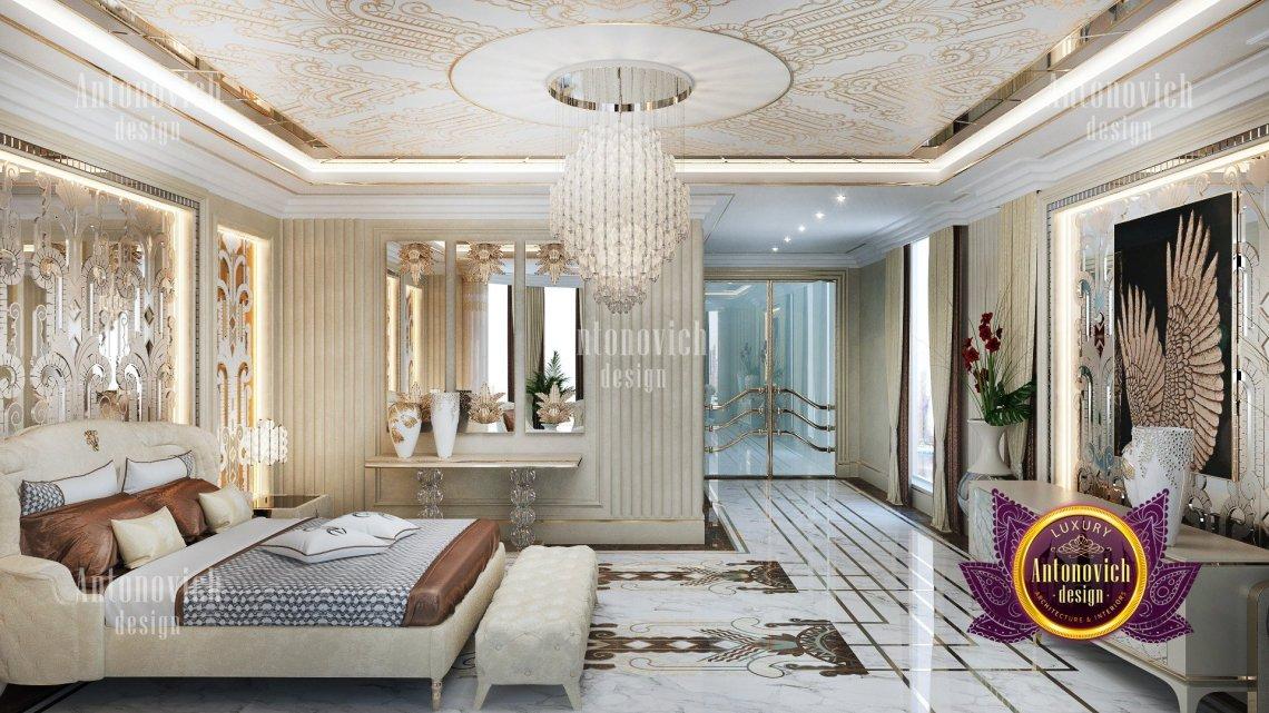 Modern Luxury bedroom decor - luxury interior design ...