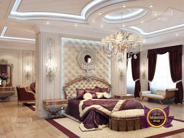 Royal Bedroom Florida - luxury interior design company in ...