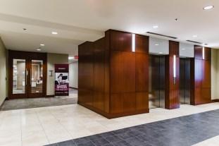 Crowfoot West elevators