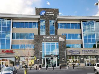 Crowfoot West location