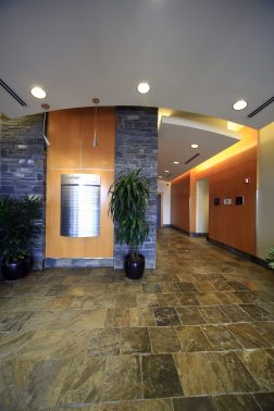 Crowfoot West main lobby