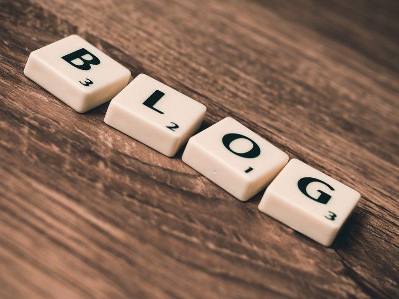 cara membuat menu di blog