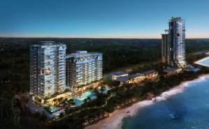 Beachfront Development in Sri Lanka