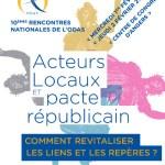 Soutien à la jeunesse : l'expérience départementale présentée aux rencontres nationales ODAS