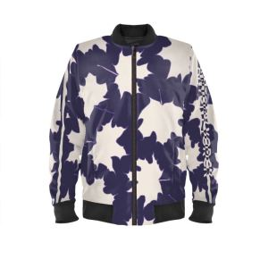 antony yorck blouson bomberjacke ml 003 maple leaf white blue black 161954 01