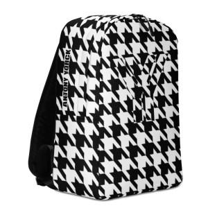 antony-yorck-rucksack-geheimfach-wasserfest-hahnentritt-muster-logo-damen-herren-schwarz-weiss-seite-links-5e8caf1884fb4