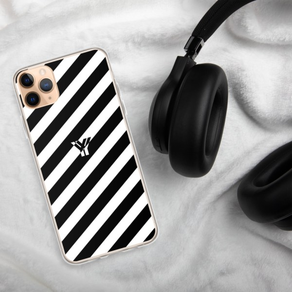 Antony Yorck • IPhone Hülle white and black • Collection OBVIOUS 7 mockup 1073a19c