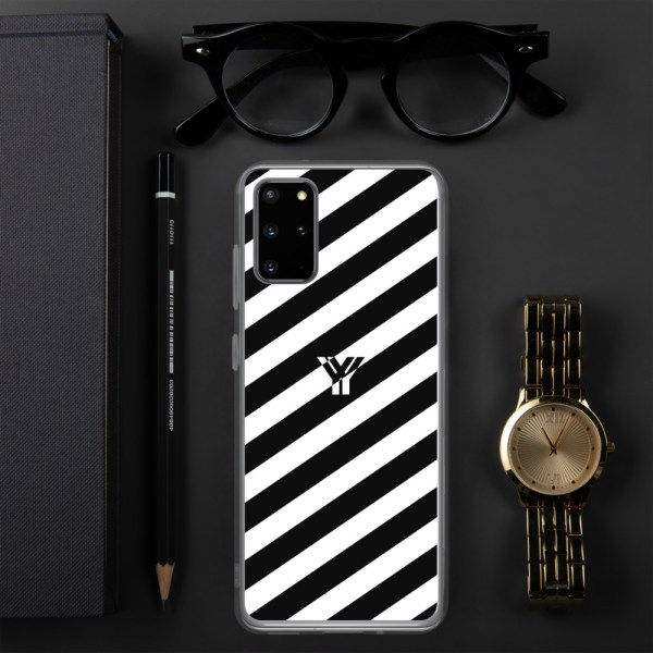 antony yorck accessoire samsung phone cases stripes black and white collection obvious 024