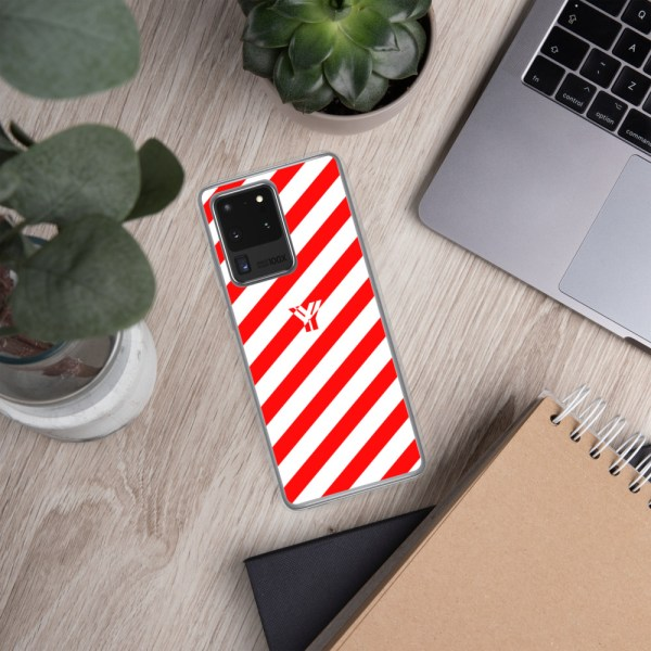 antony yorck accessoire samsung phone cases stripes white and red collection obvious 019