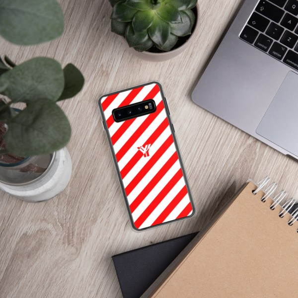 antony yorck accessoire samsung phone cases stripes white and red collection obvious 034