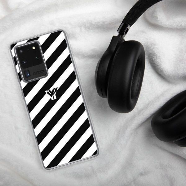 antony yorck accessoire samsung phone cases stripes black and white collection obvious 020