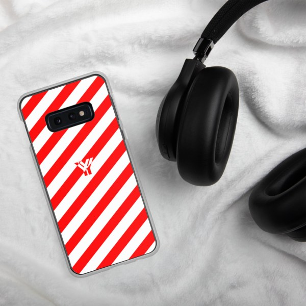 antony yorck accessoire samsung phone cases stripes white and red collection obvious 029