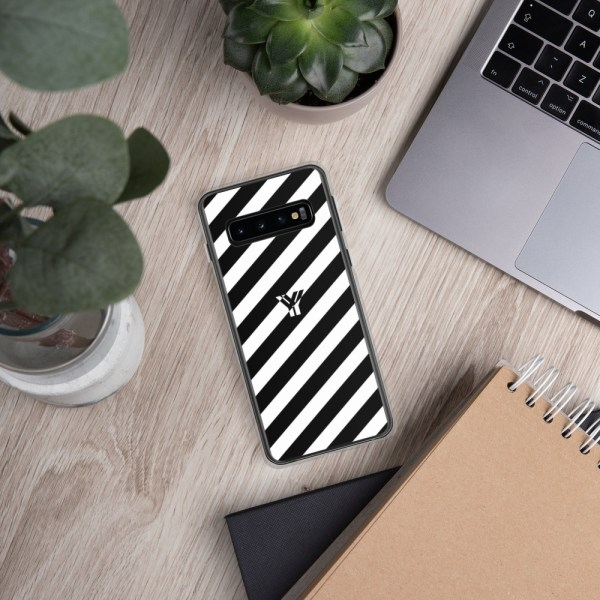 antony yorck accessoire samsung phone cases stripes black and white collection obvious 034