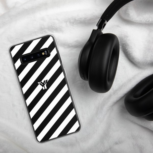 antony yorck accessoire samsung phone cases stripes black and white collection obvious 032