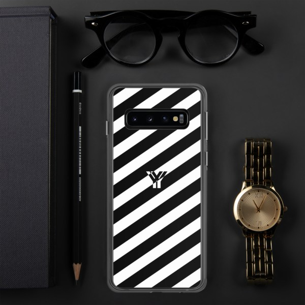 antony yorck accessoire samsung phone cases stripes black and white collection obvious 036