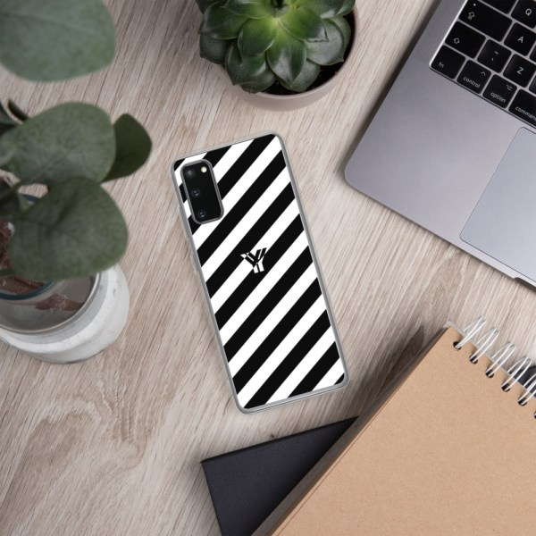 antony yorck accessoire samsung phone cases stripes black and white collection obvious 025