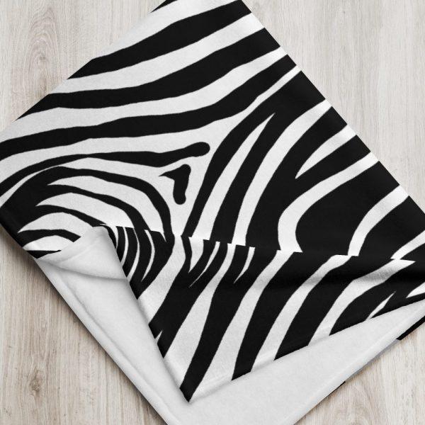 DECKE ZEBRA 4 sofa decke kuscheldecke zebra 07 e1611349372304