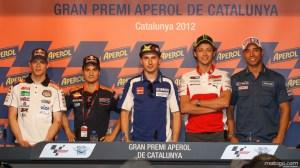 Los pilotos destacados para el GP de Catalunya