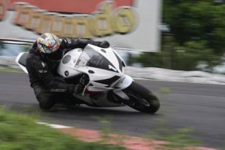Xavier beltranena en la super bike