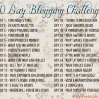 30 Days Blogging Challenge: Day 15 - Where will I be in 5 years
