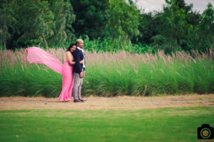 Pre wedding in golf course Pune