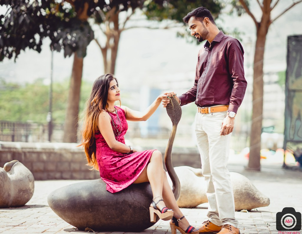 Unique locations and Idea for Pre wedding photoshoot in Lavasa-Pune-India