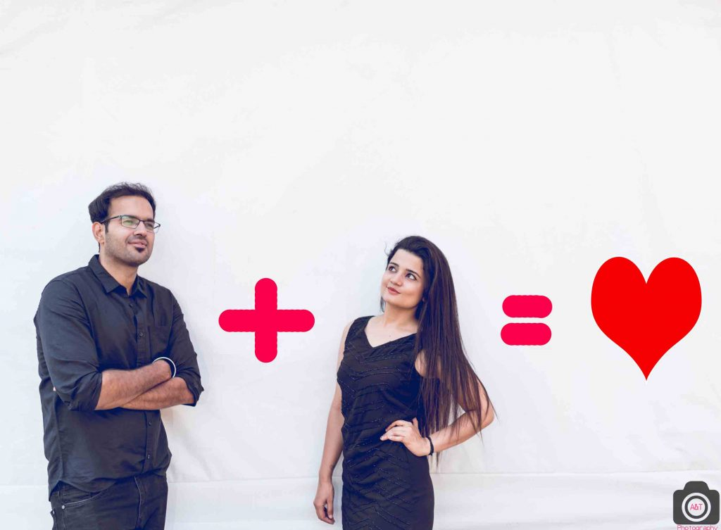 Prewedding in Restauran| Shilpa & Pulkit| A&T Photography-Premium Pre-wedding Photographer in Pune, India