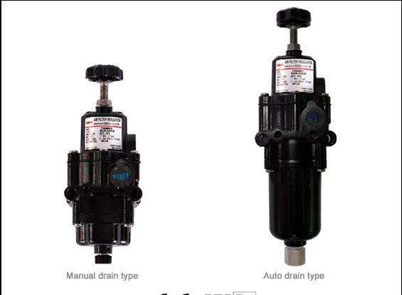 Air Filter Regulator YT-200 / 205 / 220 / 225