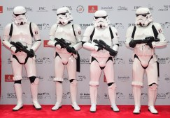 Rogue One premier, photo credit DIFF team
