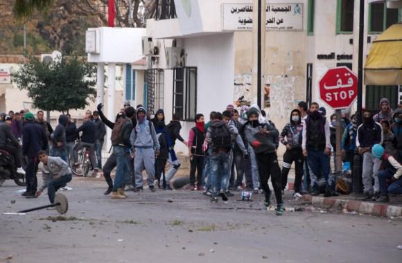 Reportage à Kasserine: «On n'est pas des criminels, on n'est pas des voleurs… On veut juste un travail!»