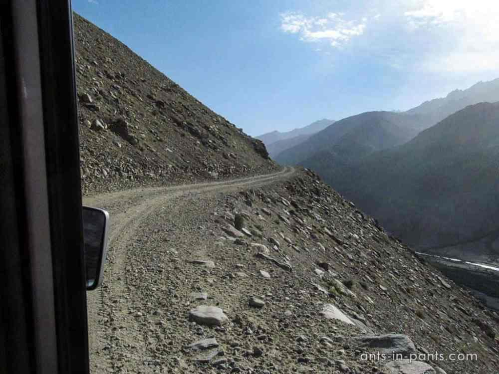 Памирские дороги. Едем на Ош