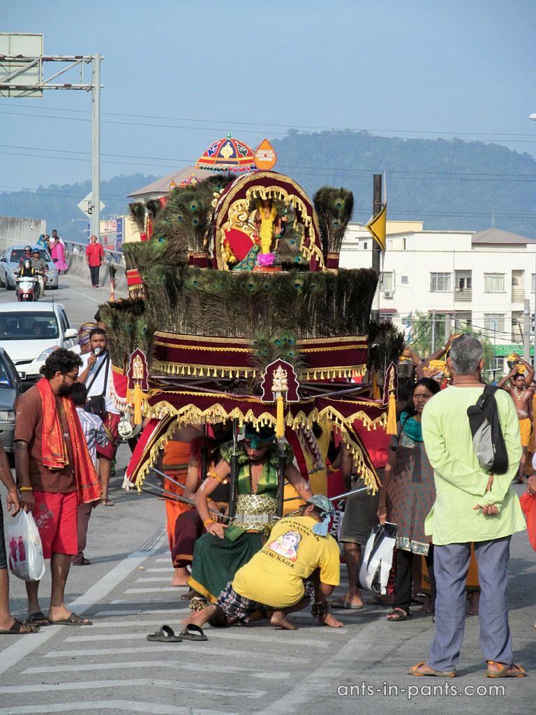 праздник Тампусан