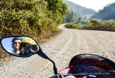 Mae Hong Son Loop by bike