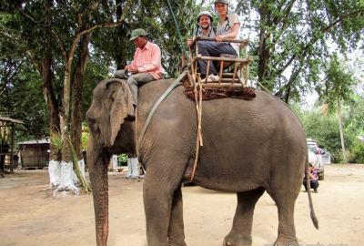 village of elephant hunters