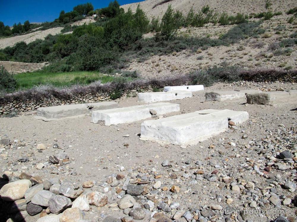 Памирские могилы