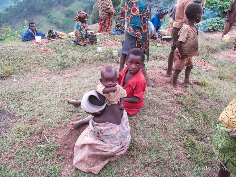 Pygmy kids