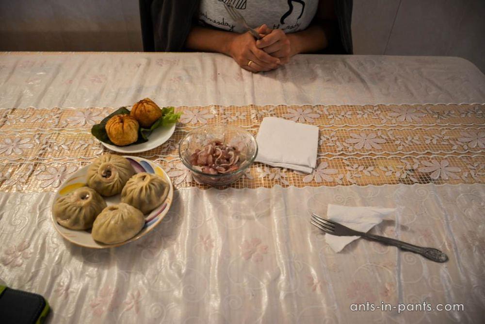 Baikal food