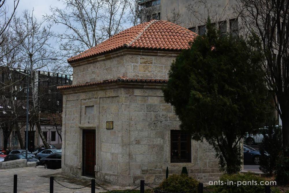 Mustafa Pasa Mausoleum