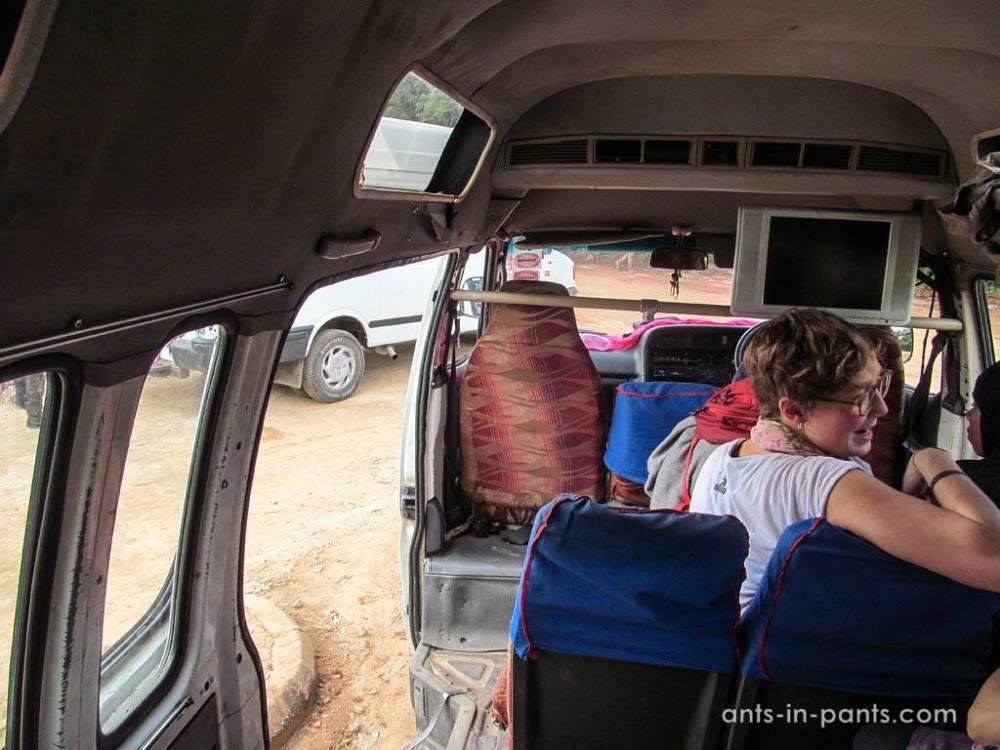 Найроби транспорт