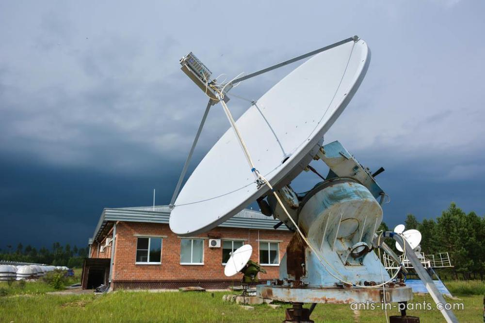 Солнечный радар