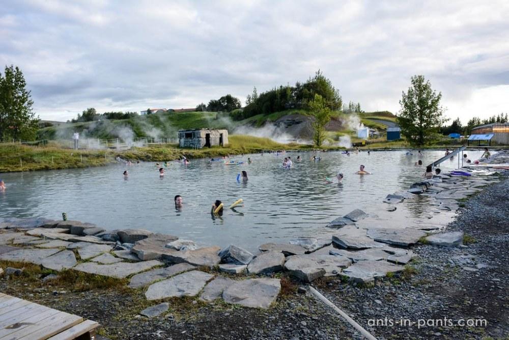 геотермальные источники