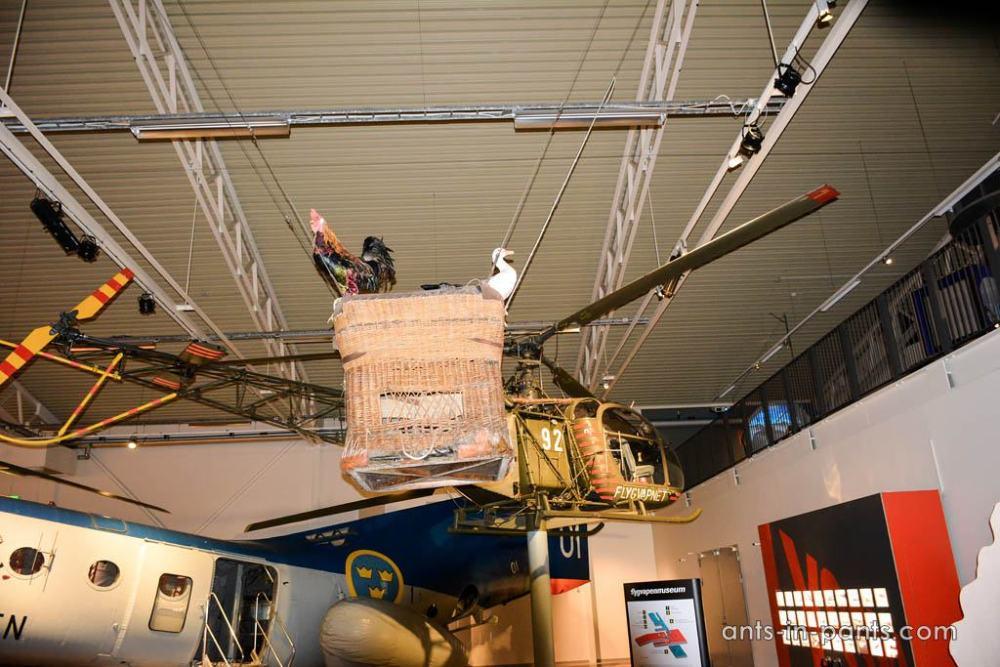 pioneering aeronauts