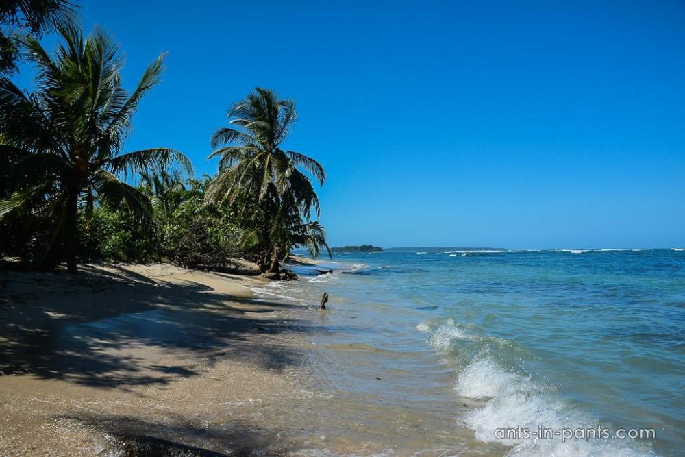 райский остров Запатилла
