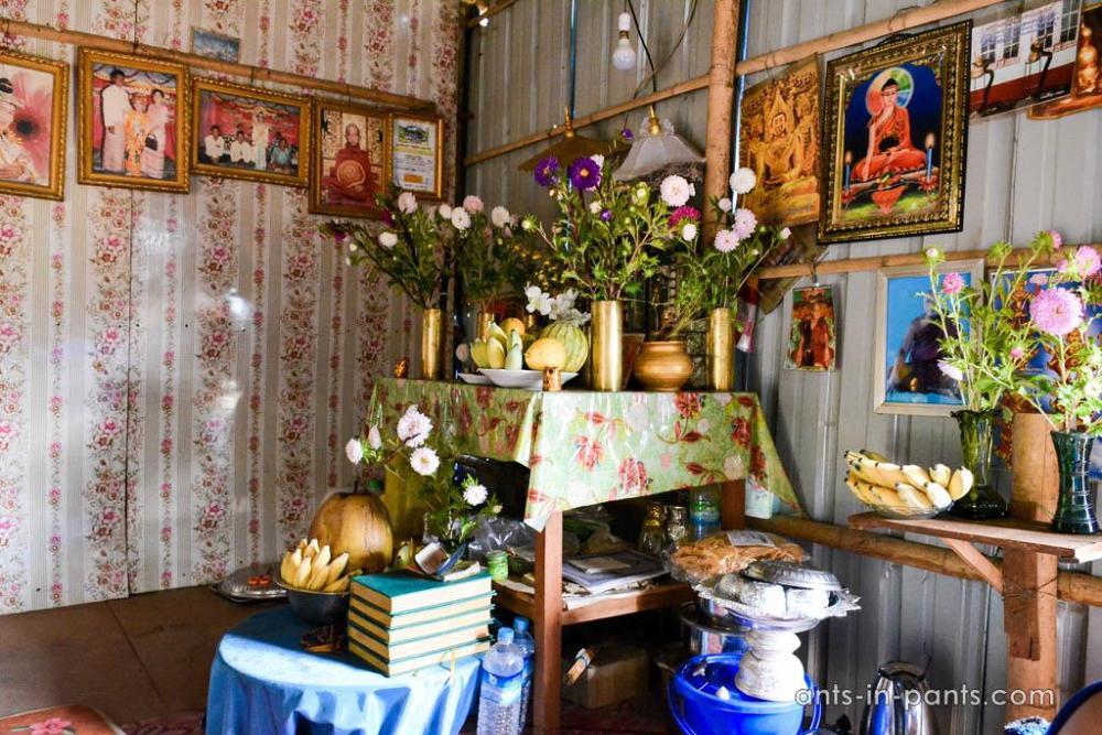 быт бирманцев