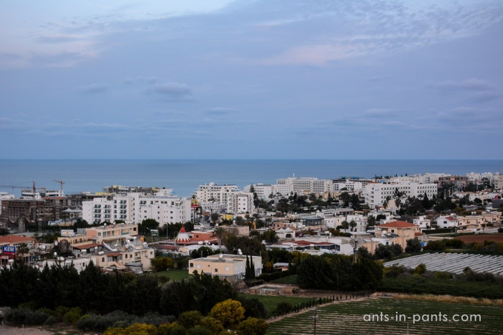view of Paralimni