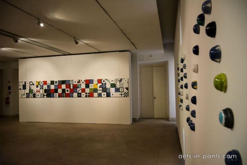 National Tile Museum in Lisbon